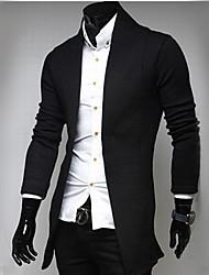 moda casual cardigan de punto de los hombres