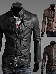 ManMax Men'S Fashion Motorcycle Jacket