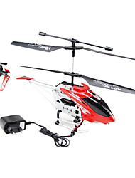 Alloy 3 Channel Remote Control Helicopter with Gyroscope