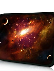 Elonno Mysterious Sky Neoprene Laptop Sleeve Case Bag Pouch Cover for 10'' Samsung Dell HP iPad1/2/3/4/5