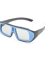 M&K Polarized Light Patterned Retarder Thicken Childern's 3D Glasses for 3D TV and Cinema