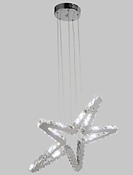 Simple Five-Pointed Star Shape Design Chandelier
