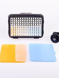 ФОТ XT-126 светодиодных видео камеры Студия света 126 СИД Фотографическая освещения на Canon Nikon DV камеры видеокамеры