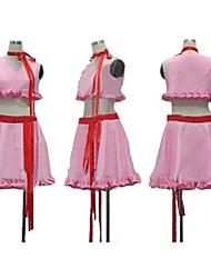 inspirado pelo ritmo bastante trajes aurora sonho aira Harune cosplay