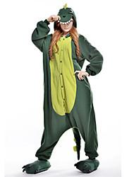Nouveau dinosaure Cosplay Polaire adulte Kigurumi pyjama