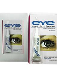 1Pcs Hypoallergenic Korean False Eyelash Glue 7Ml