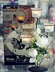 eletrodomésticos de estilo ocidental candelabro para o hotel e casa