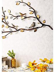 Metal Wall Art Beauty Birds & Blooms Wall Art