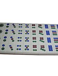 38mm mini jouets de voyage cristal de mahjong