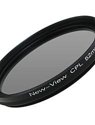 Новый взгляд поляризатор фильтр для камеры (52мм)