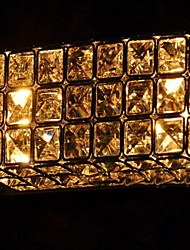 Crystal/Bulb Included Wall Sconces , Modern/Contemporary G9 Metal