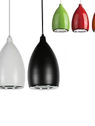Droplights Luce 12w del pendente LED cera zucca Forma Possibilità Lights Camera LED AC85-265V