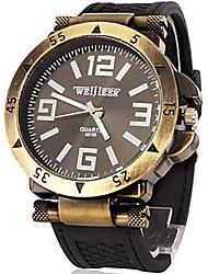 de grado superior del reloj del cuarzo de tierra y aire informal navy neutral brazos militares de shinuo hombres