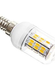 8W E14 Ampoules Maïs LED T 42 SMD 5730 1200 lm Blanc Chaud AC 12 V