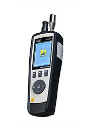 cem mano contador de partículas PM2.5 gases tóxicos temperatura humedad foto video dt-9880