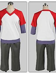 inspiré par le capitaine terre daichi Manatsu costumes de cosplay