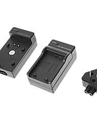 cargador de batería digital de viaje única puede LP-E10 con una zona de parking y un convertidor de muti-función