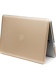 Pure Golden PC Hard Full Body Case voor MacBook Pro 15 ""
