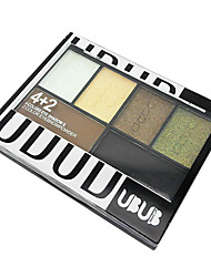 4 Eyeshadow Palette Eyeshadow palette Powder Normal
