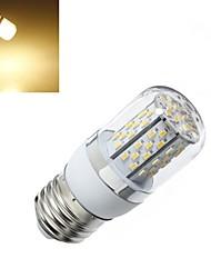 4W E26/E27 Lâmpadas Espiga T 78 SMD 3014 420 lm Branco Quente AC 85-265 V