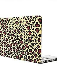 """Leoparden-Print-Muster-Design-PC Hard Case für MacBook Pro 13 """""""