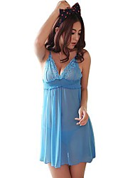 pijamas atractivos divertidos transparentes de las mujeres dnyh®