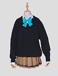 geïnspireerd door een week vriend kaori Fujimiya cosplay kostuums
