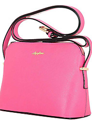 BADGIRL Fashionable Handbag/Shoulder Pu Bag (Black)