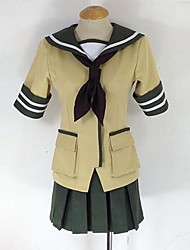 Inspired by Kantai Collection School Uniform Cosplay Costumes