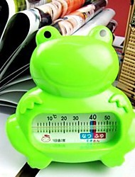 KD Green Frog Waterproof Baby Safety Bath Thermometer