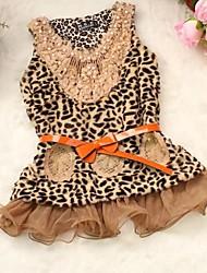 Girl's Faux Fur Jacket & Coat , Winter Sleeveless