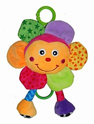Babyfans ™ Baby Colorful Flowers Cartoon Shaped Stuffed Music Educational Toys