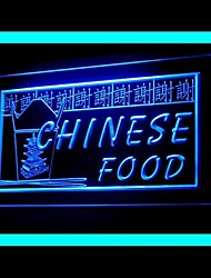 Chinese Food Restaurant Advertising LED Light Sign
