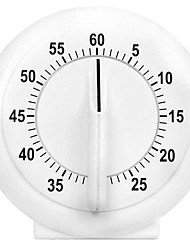 Classic Timer Icon Mechanical Kitchen Timer  Plastic(3.2X2.8X0.8 inch)