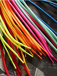 shoeslaces de soie un pack de paire (plus de couleurs)