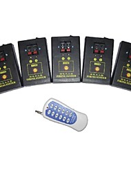Magiceffect ™ 10 Cues Remote Fireworks Firing System+Wedding Party System+Salvo Function