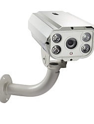 Cotier Outdoor 720p IP Camera TV-681W/IP 4x Dot Matrix Lights, 80 Meter IR Distance 1/2.5 Inch CMOS Sensor IR-Cut