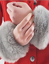 Women Faux Fur Accessory
