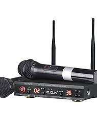 частота модуляции ИК частота КТВ профессиональная бытовая караоке один на двух беспроводных микрофонов