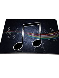 gaming notazione musicale ottica pad moused (9 * 7 pollici)