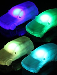 Coway coloré de la voiture LED Night Light Petit lanterne