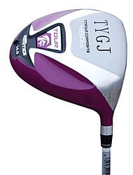 TTYGJ Golf Club Frauen 43 Zoll 1 # R / LAluminum Alloy Leiter Graphitschaft Treiber