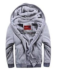 Kapuzenjacken & Sweatshirts ( Vlies ) Langarm - Reine - Langarm - Herren