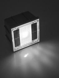 Zonne-energie 2-led wit Outdoor Garden Weg Inbouw Brick Light