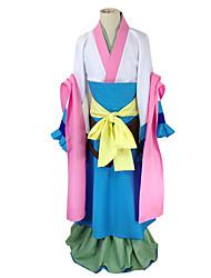 inspirado por hoozuki há fantasias de cosplay reitetsu dakki