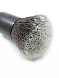 tampon kabuki brosse maquillage poudre, cosmétiques minéraux