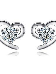 Pure S925 Silver Earrings