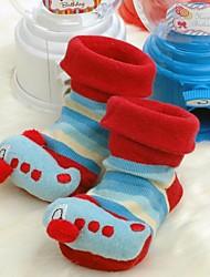 Baby Shower  Plane Baby Sock