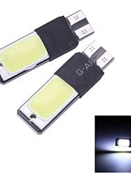 Merdia T10 Выделите Белый свет для автомобиля COB дневного света / свет аппаратуры