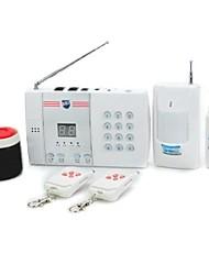 dispositivo de alarme anti-roubo de telefone com 99 zonas